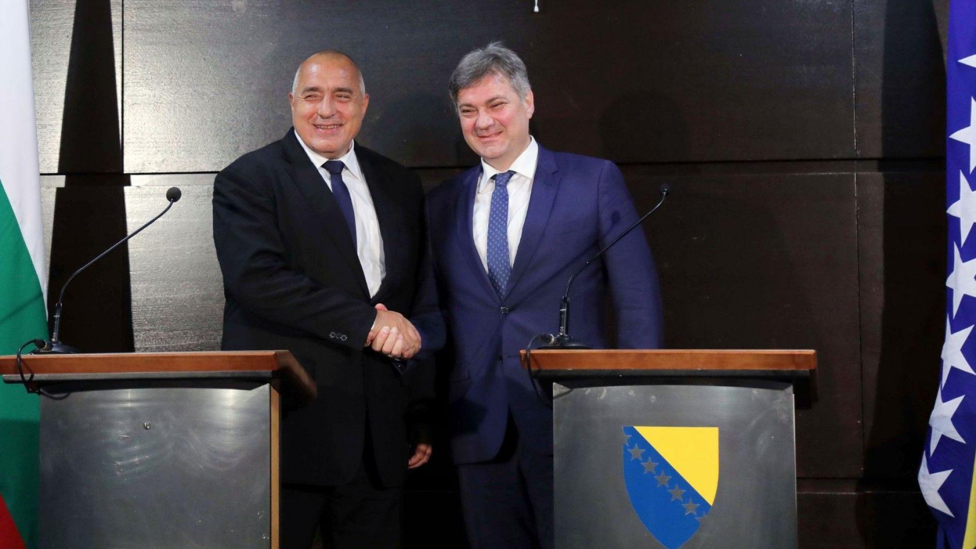 Борисов: Всеки да си подреди къщичката и Европа сама ще ни поиска