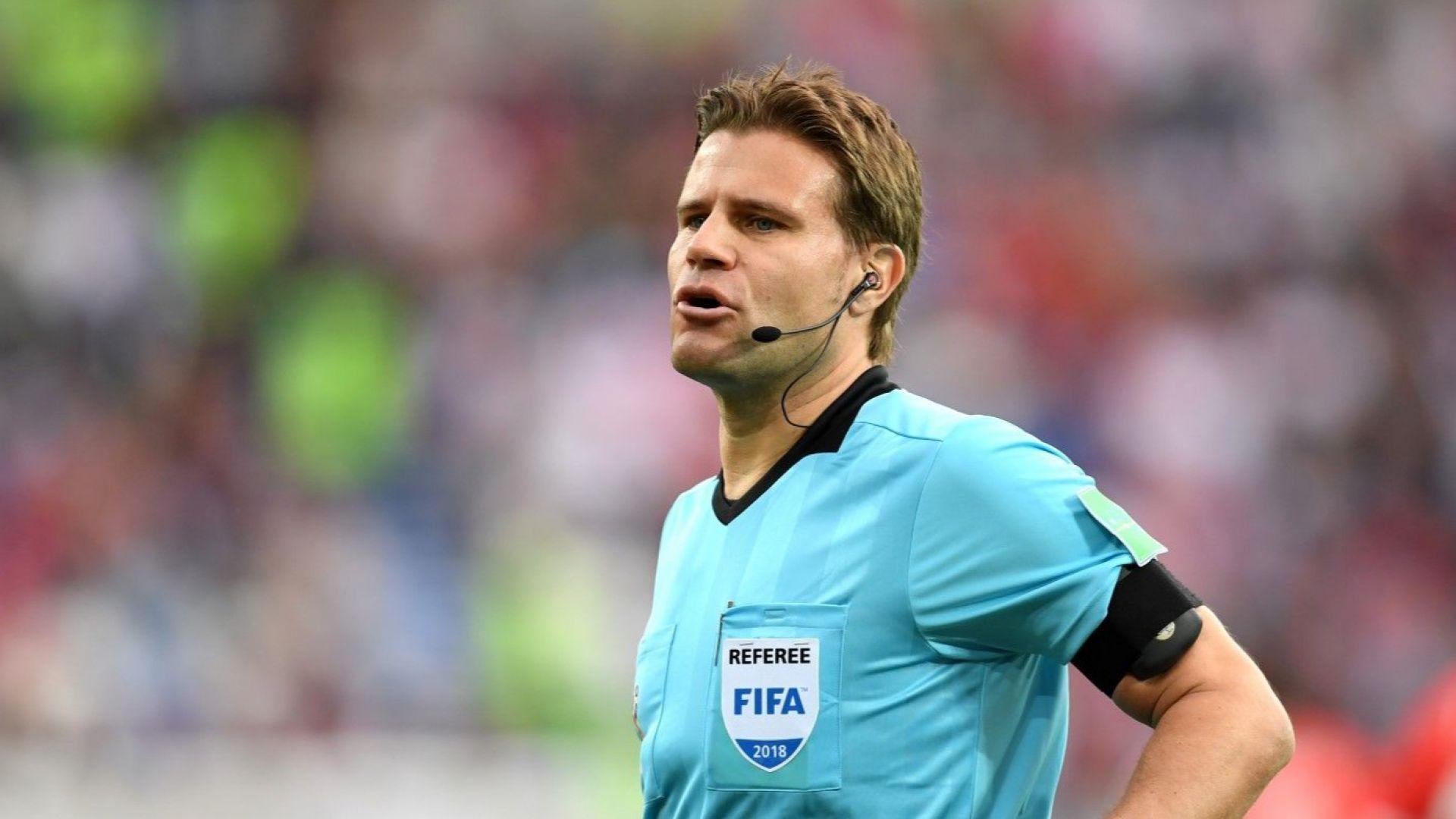 ФИФА изрита германеца, който ощети Сърбия
