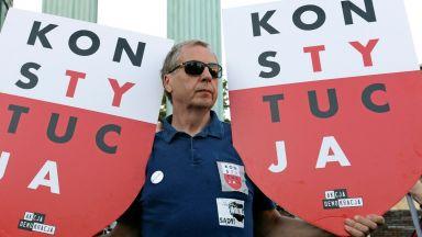 Варшава отстъпи пред ЕС: връща върховните съдии, които прати в пенсия