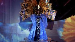 """Оперната дива Мария Гулегина - в ролята на магьосницата Кундри в """"Парсифал"""" в Софийската опера"""