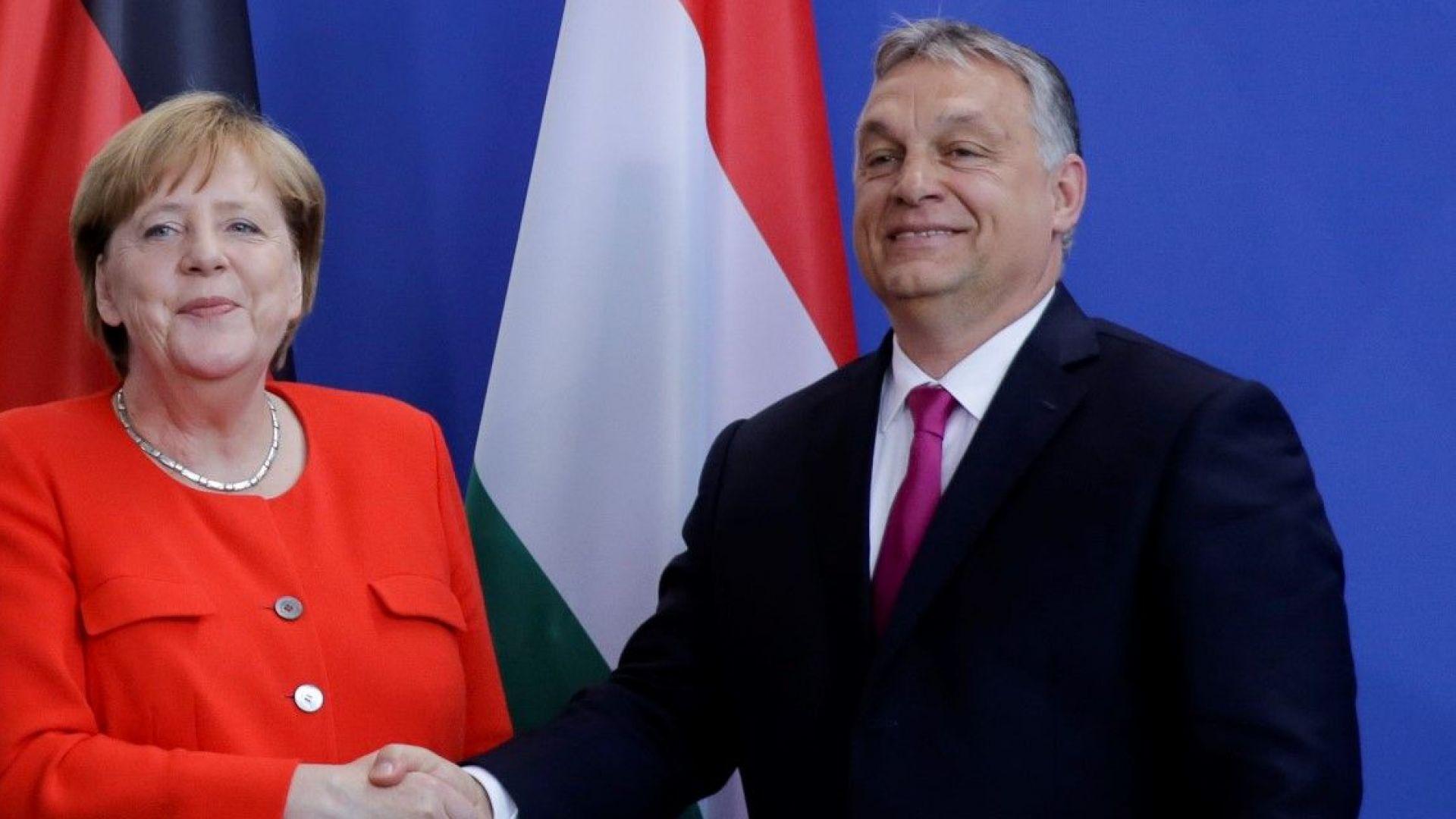 Меркел и Орбан влязоха в остър спор за миграцията