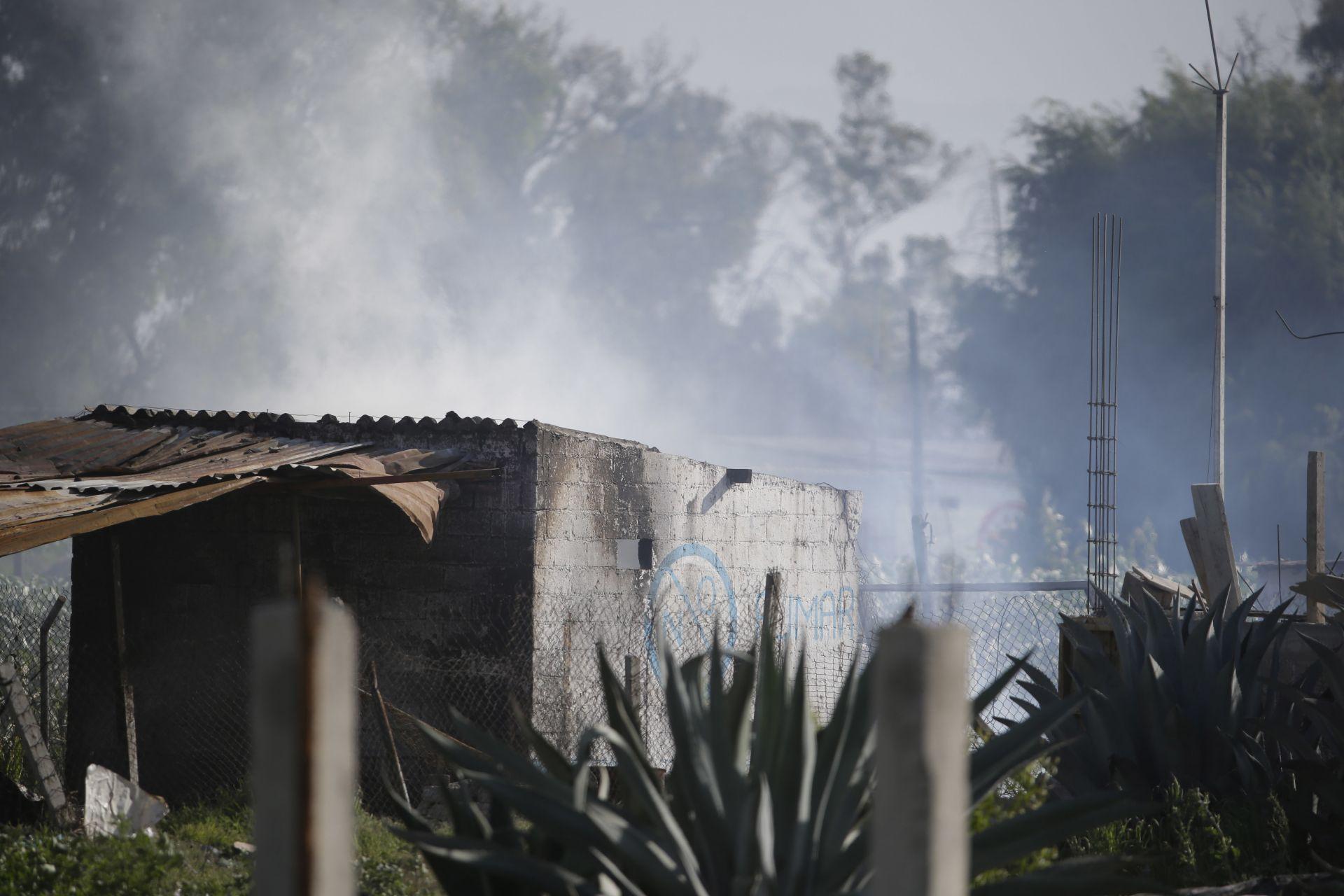 След смъртоносните взривове във фабриката