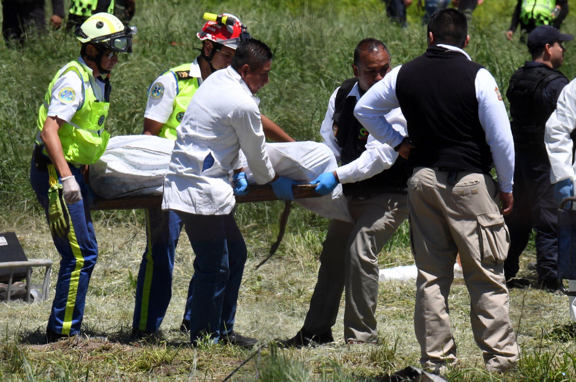 Сред жертвите са петима полицаи, четирима пожарникари и един непълнолетен