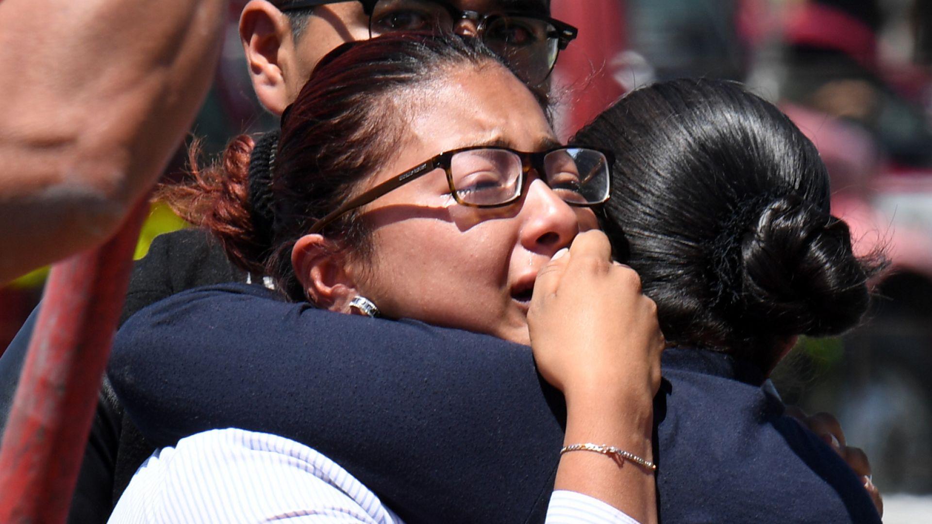 Експлозии във фабрика за фойерверки в Мексико, десетки жертви