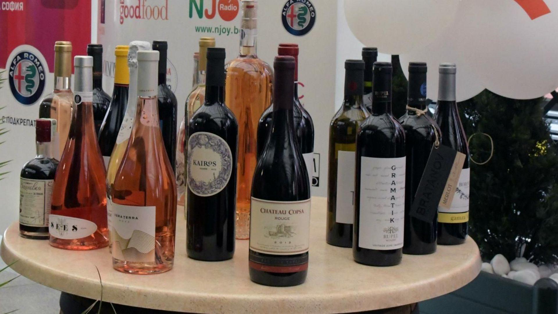 Българските вина - трети по цена в Китай