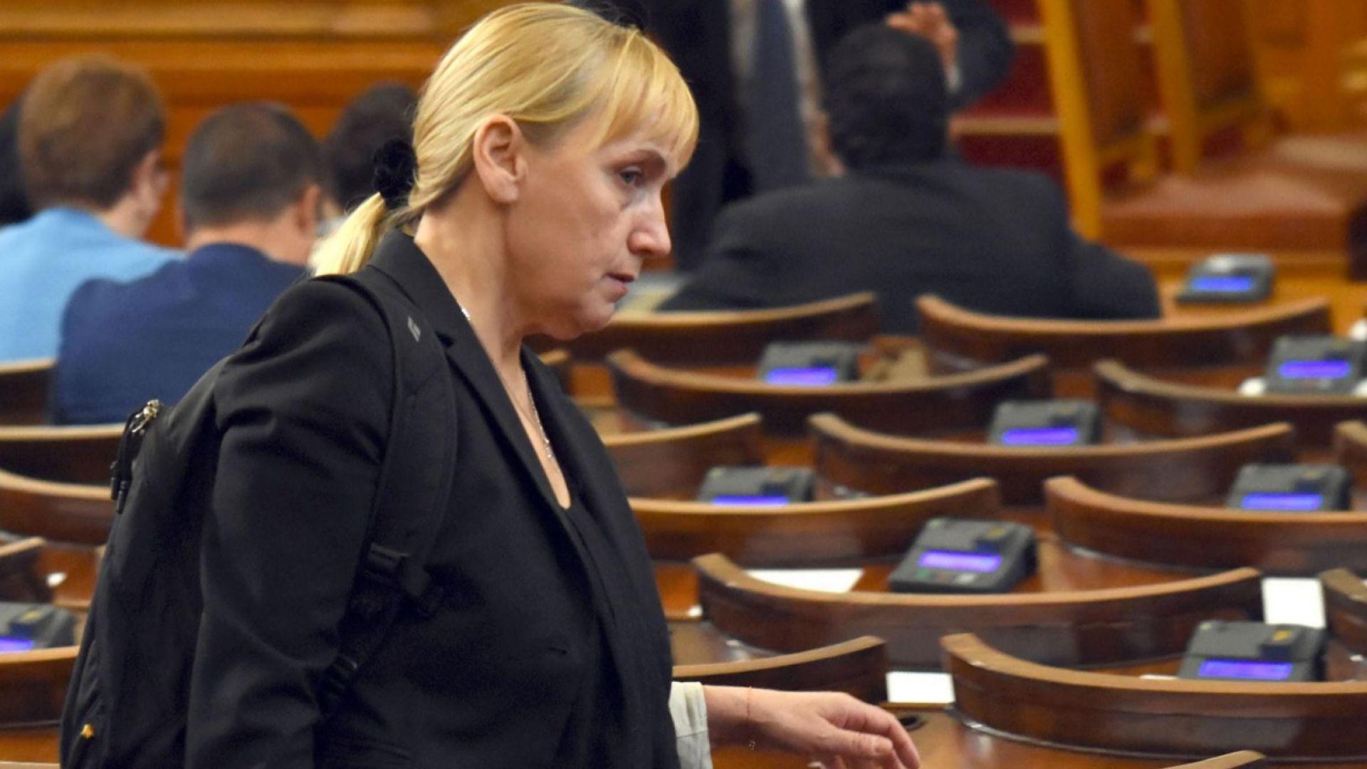 Елена Йончева: Правителството е в агония