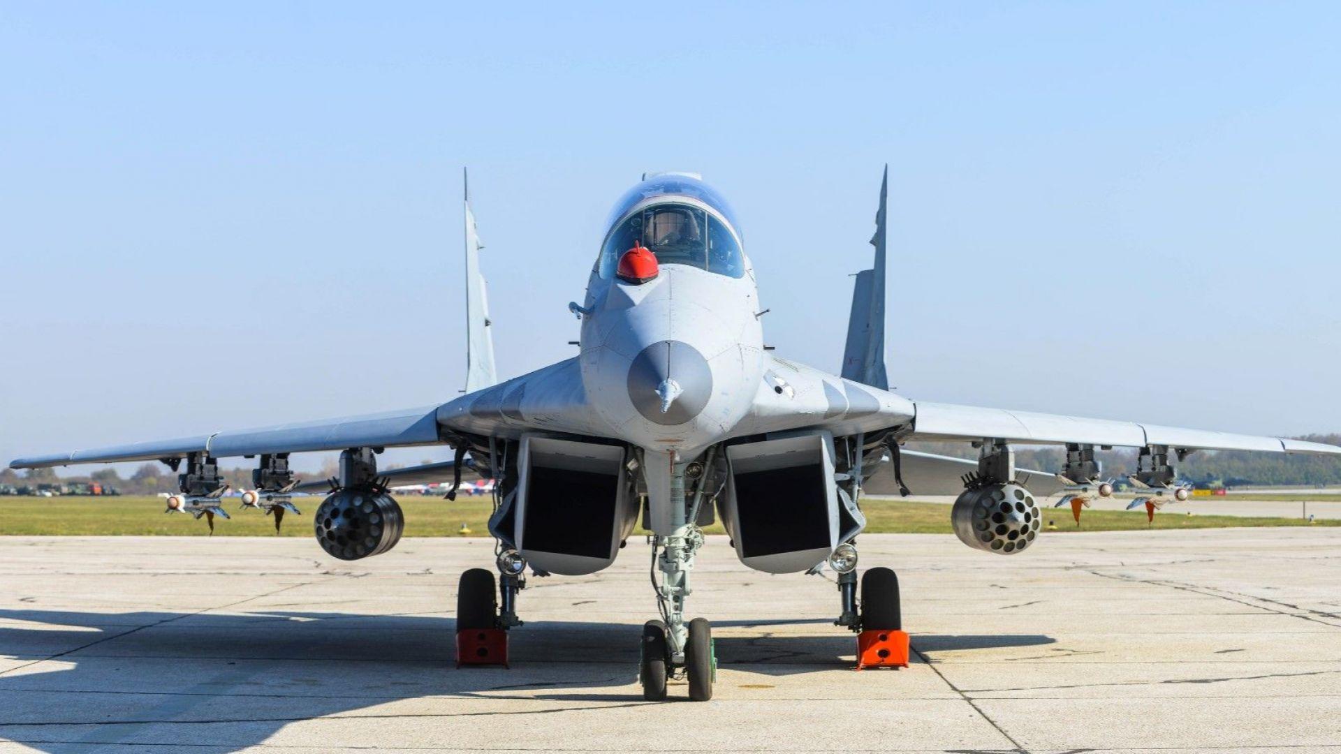Полша спря полетите на МиГ-29 след катастрофа, при която пилот загина