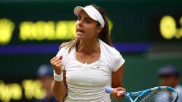 Обрат прати Вики Томова на първи полуфинал в WTA турнир