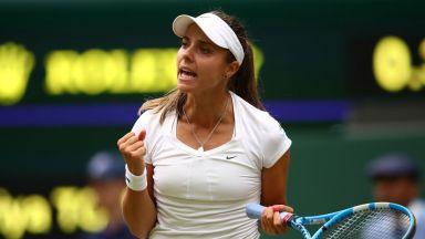 Най-добрата българска тенисистка Виктория Томова е заразена с коронавирус