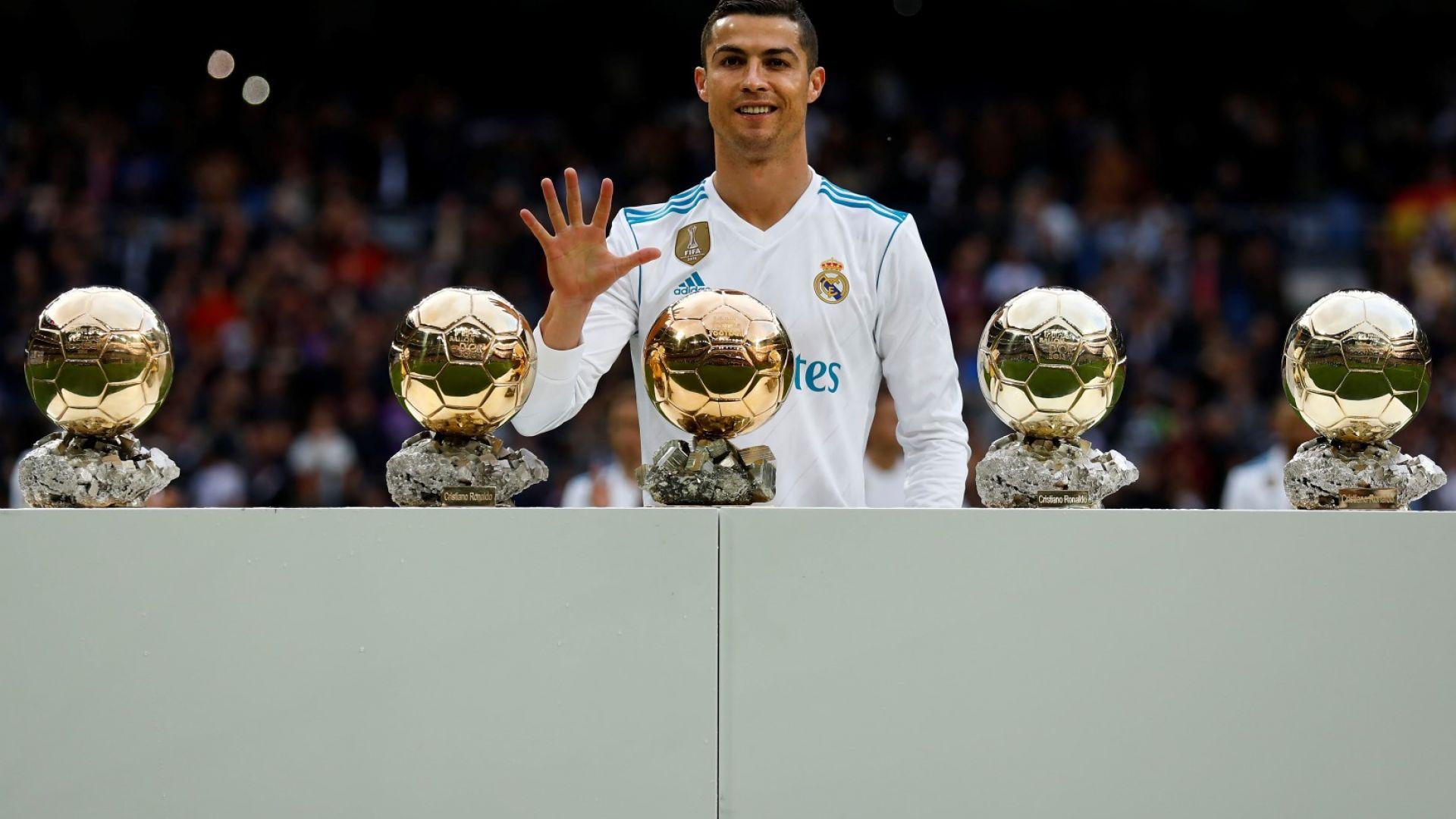 """За първи път от 18 години: """"Реал"""" без """"Златна топка"""""""