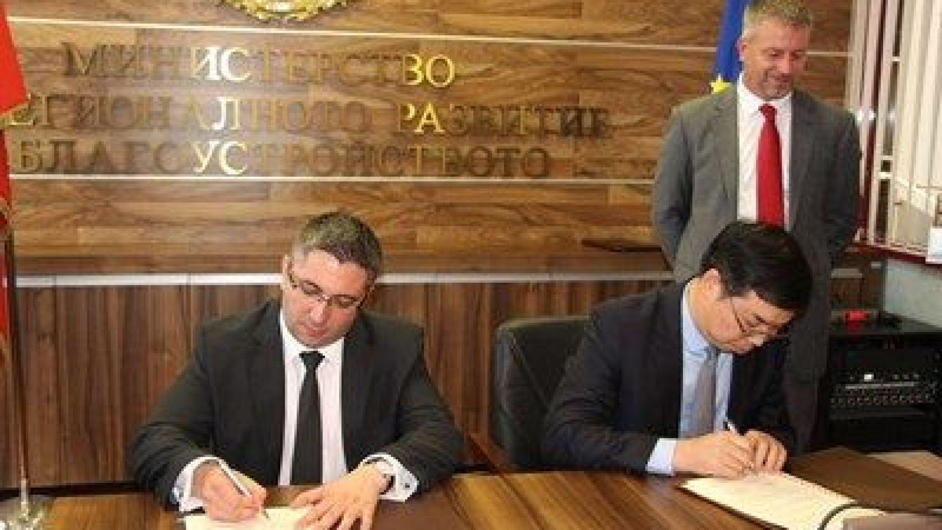 "Подписахме договори с 5 китайски фирми за тунел под Шипка, АМ ""Хемус"" и АМ ""Черно море"""