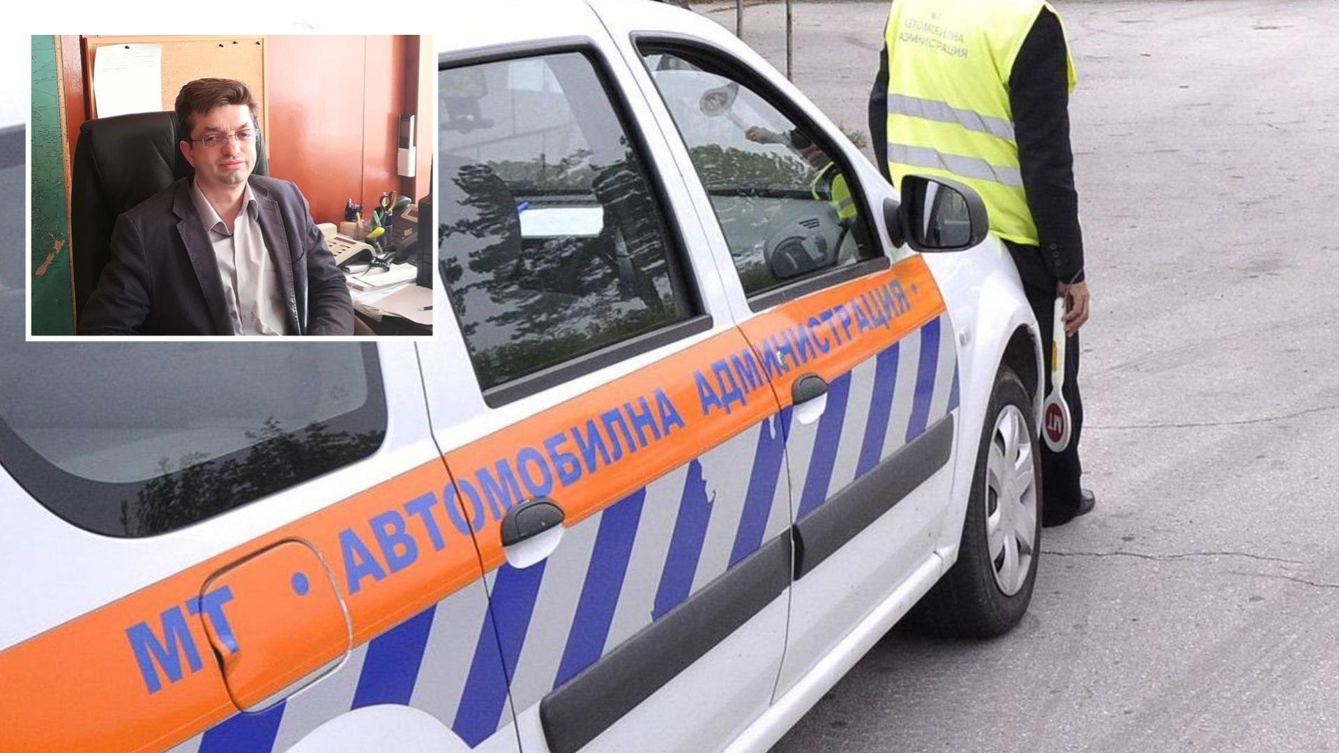 Дамян Войновски: Вече не е нужно първите букви в номера на колата да показват региона
