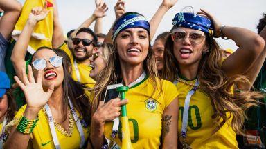 ФИФА предупреди телевизиите: Спрете да показвате красиви жени!