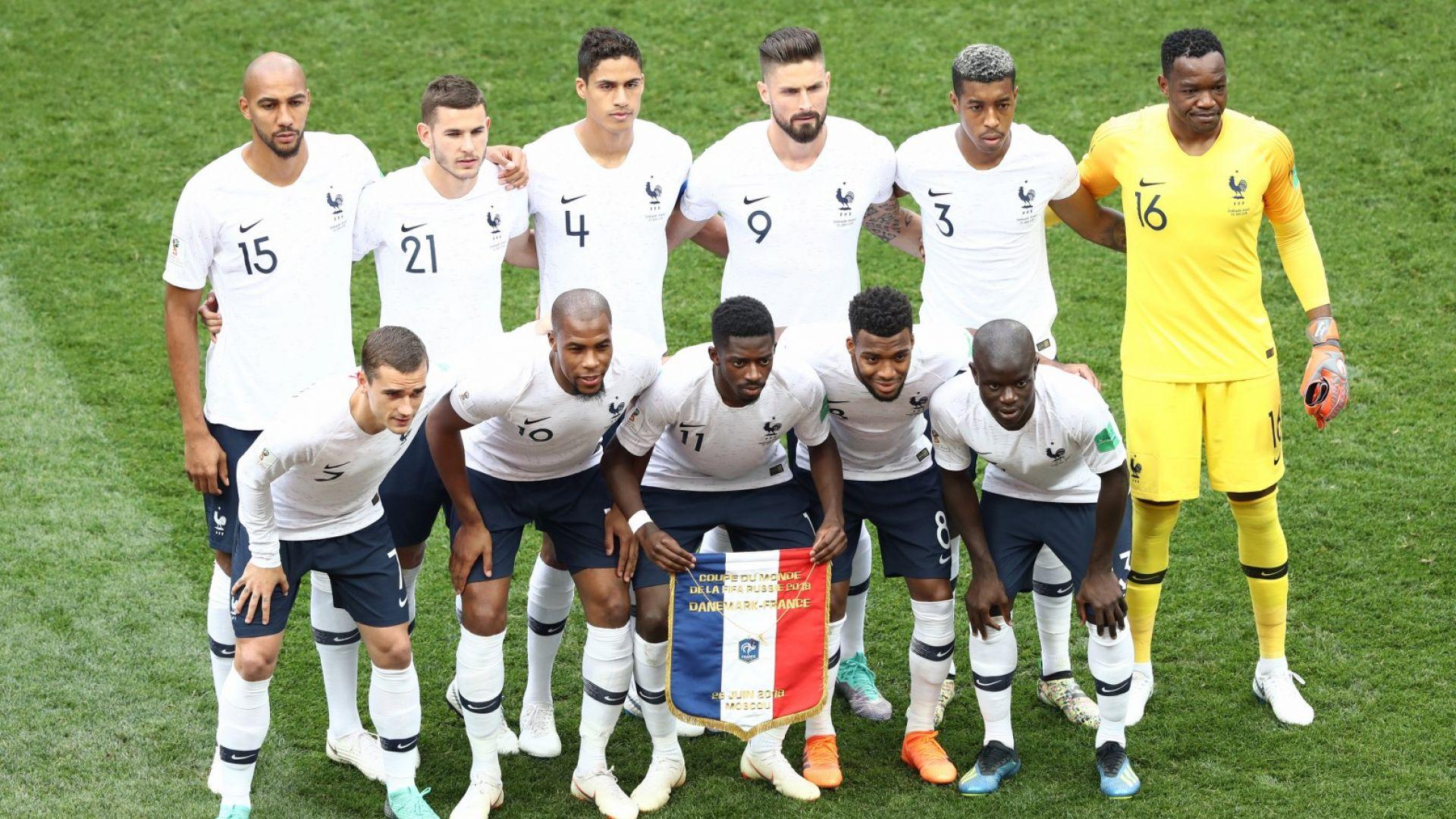 Болшинството африкански фенове подкрепят Франция на Мондиала