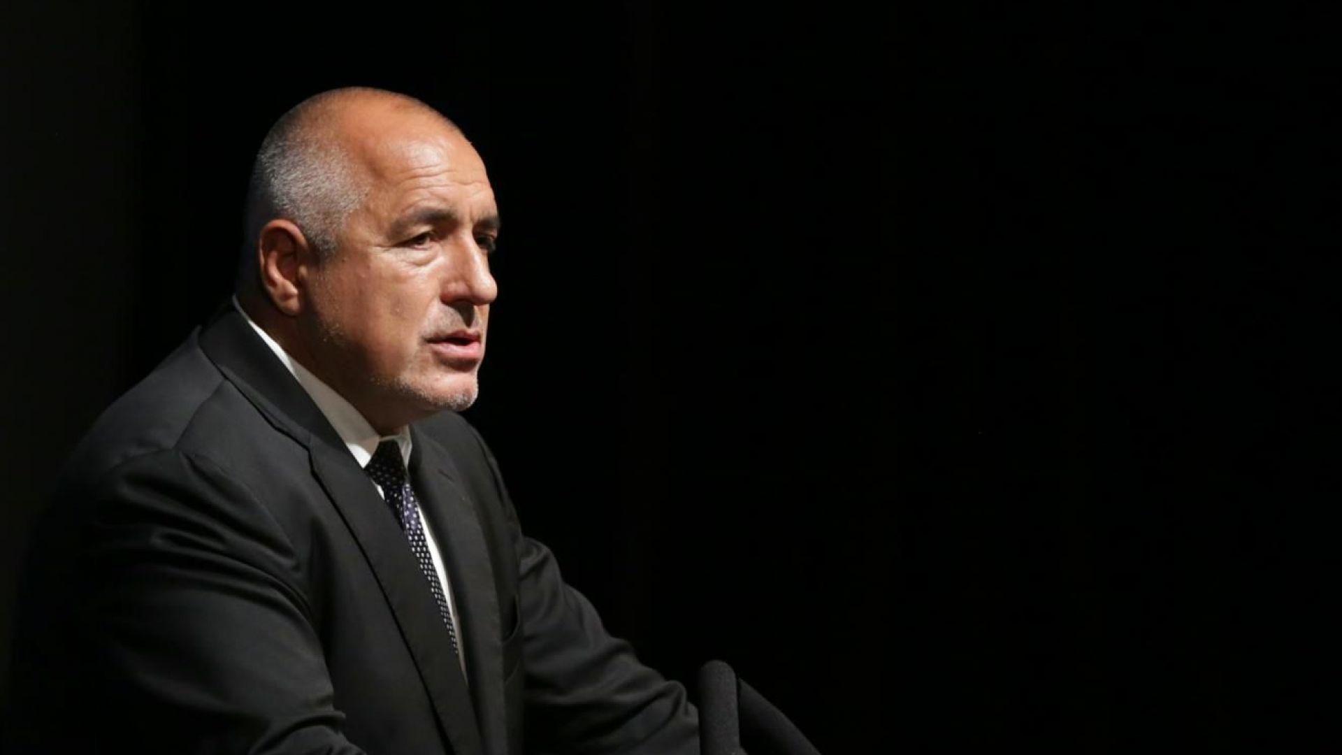 Борисов изпрати съболезнователна телеграма до Ердоган заради загиналите в дерайлиралия влак
