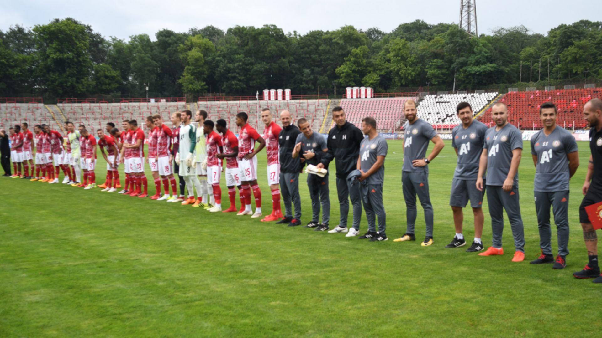 ЦСКА и Славия започват евроучастието си днес