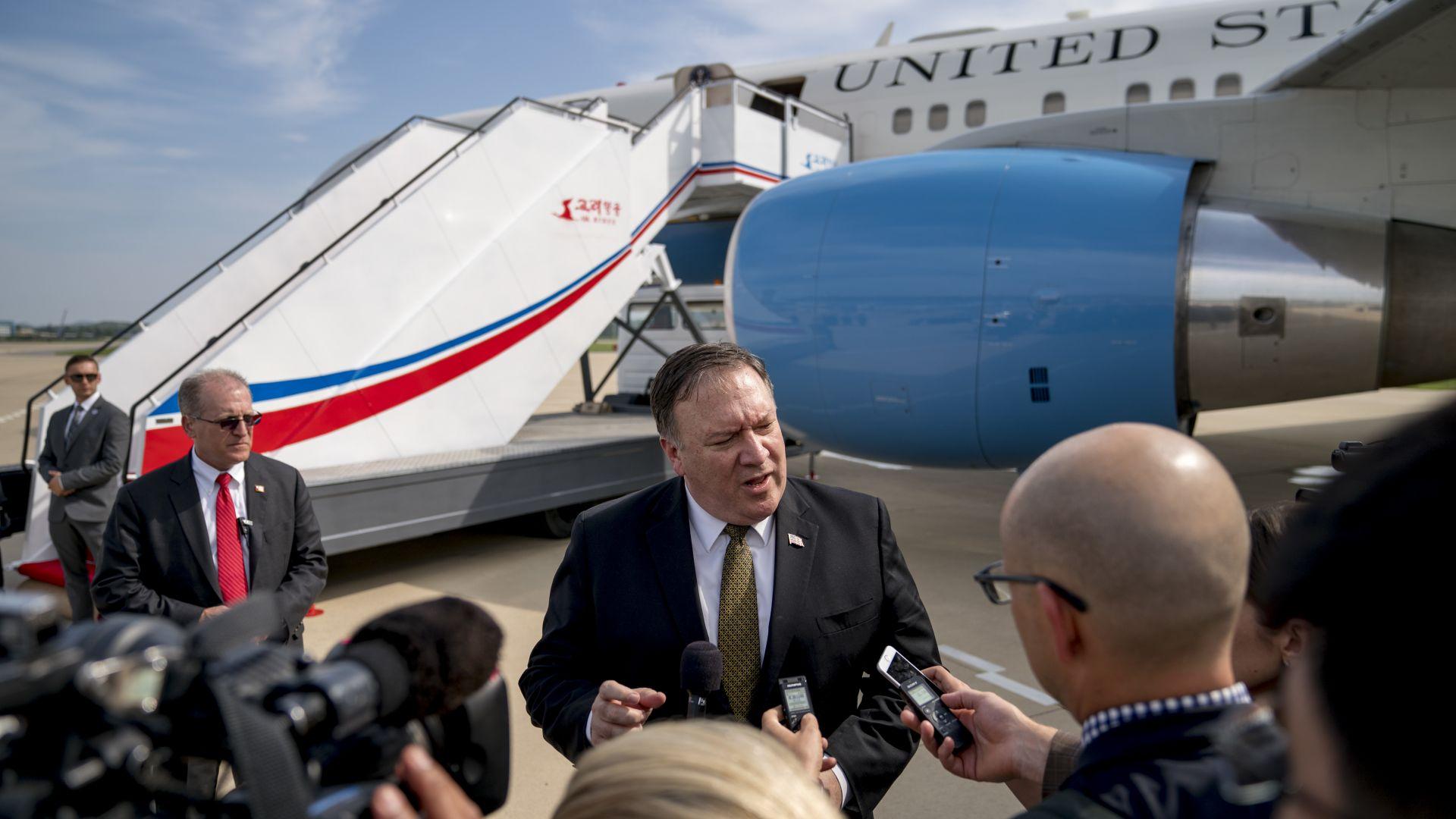 САЩ обмислят изключения при внос на ирански петрол