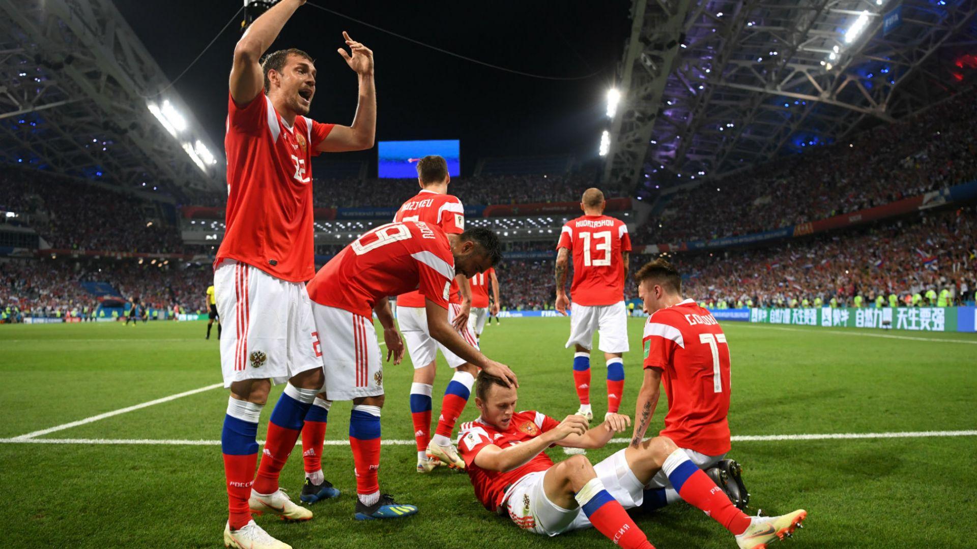Руските медии засипаха с похвали отбора си
