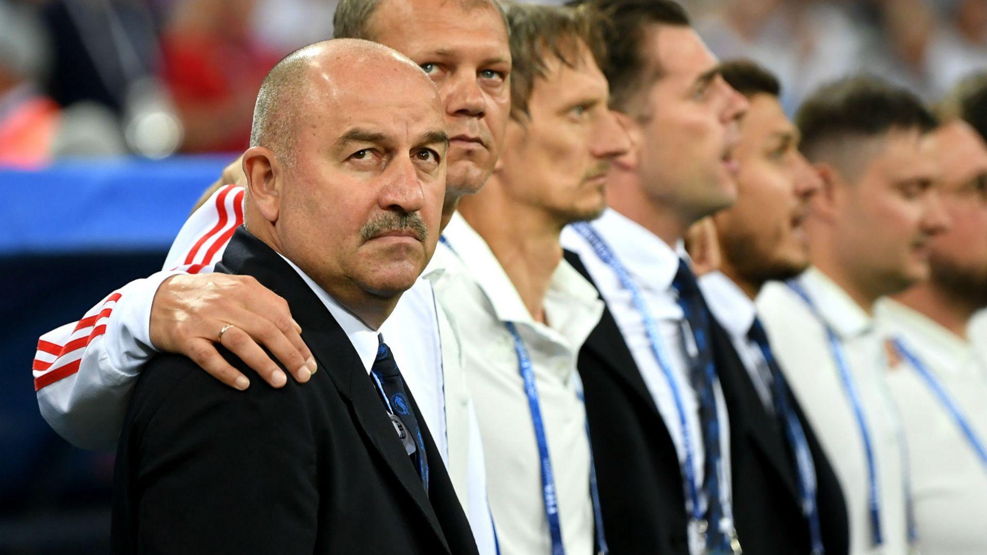 Черчесов: Горд съм с този отбор