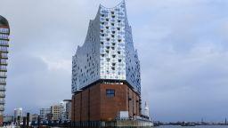 Филхармонията на Елба -  новият символ на Хамбург