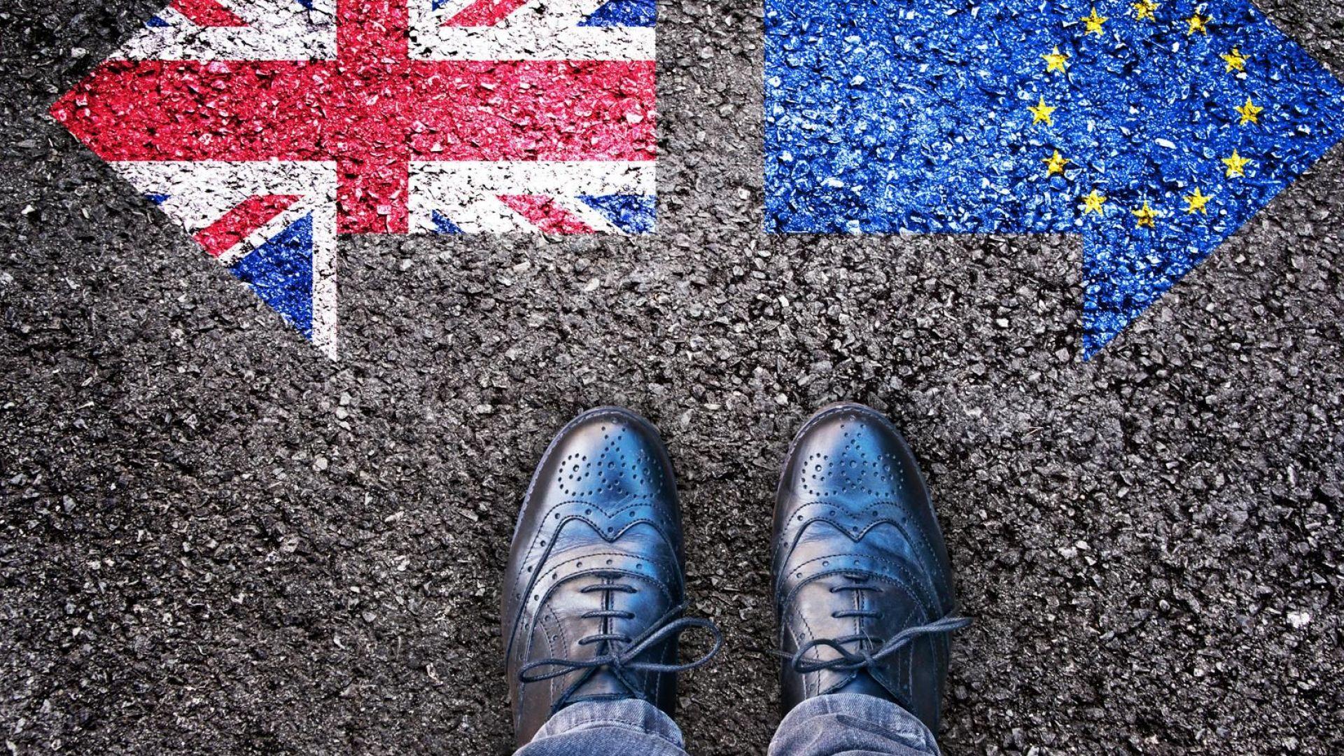 Британската премиерка Тереза Мей не може да остане на същите