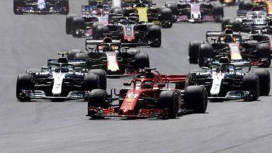 """Формула 1"" обяви календара за сезон 2019, ""Хокенхайм"" остава"