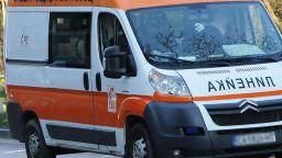 Влак блъсна 59-годишен мъж край Благоевград