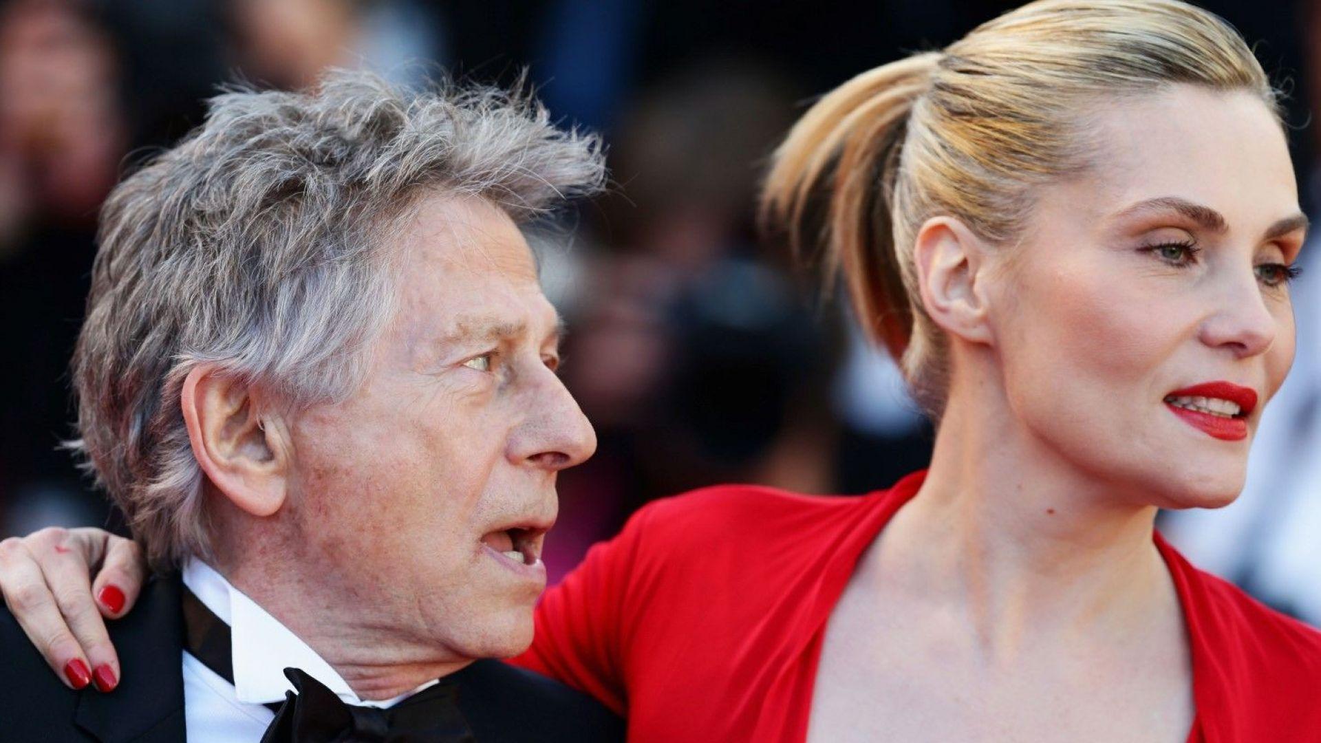 Съпругата на Полански отказа да стане член на американската киноакадемия