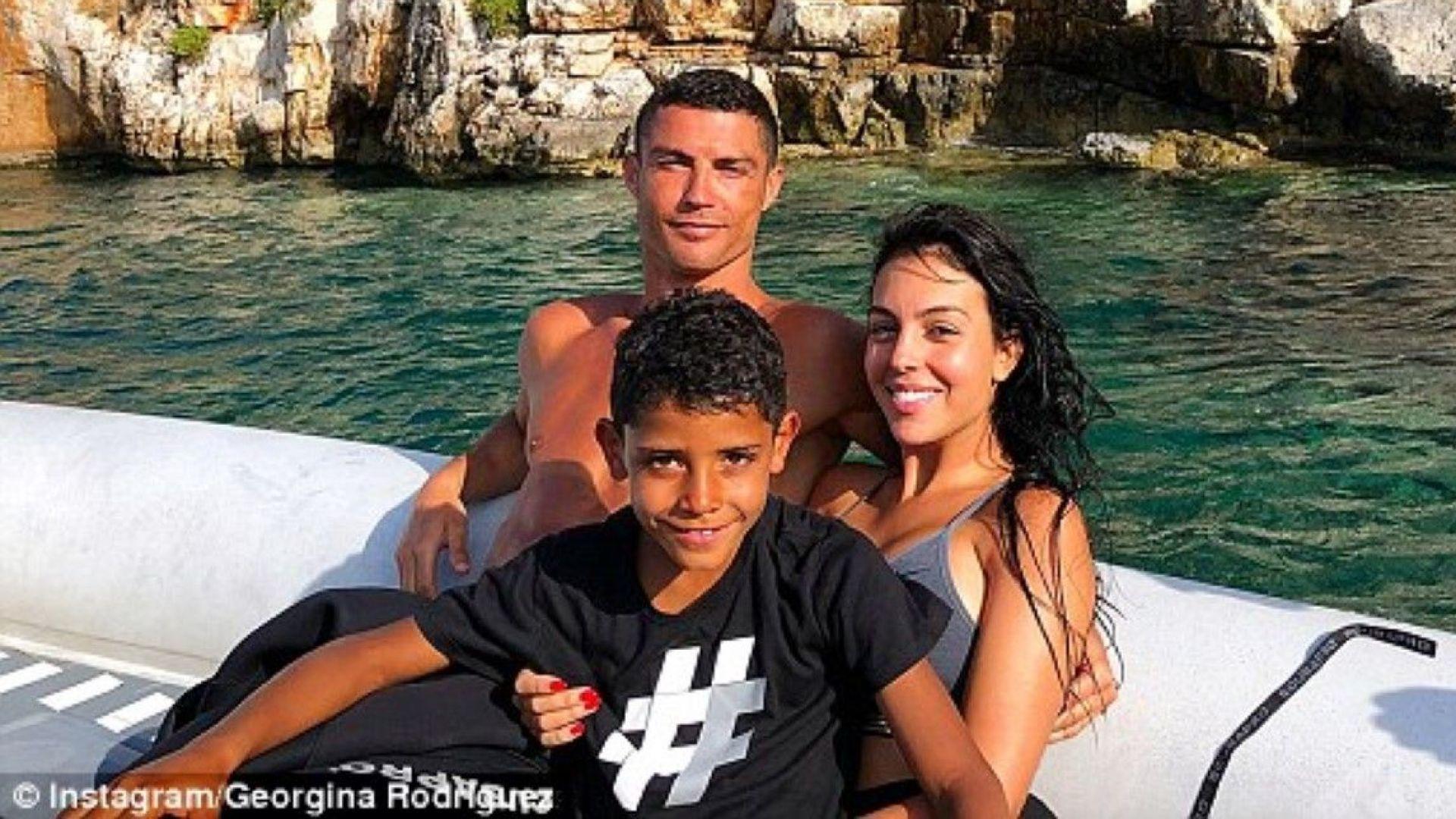 Кристиано-младши с впечатляващ гол за Ювентус (видео)