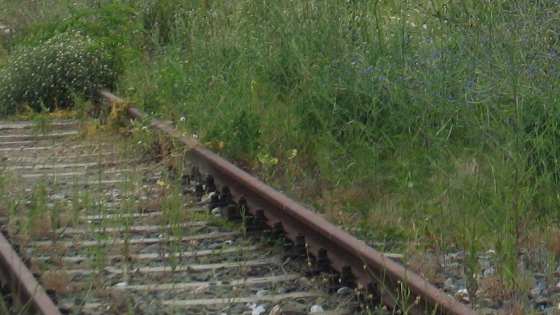 Неизвестен мъж бе сгазен от влак край Бургас