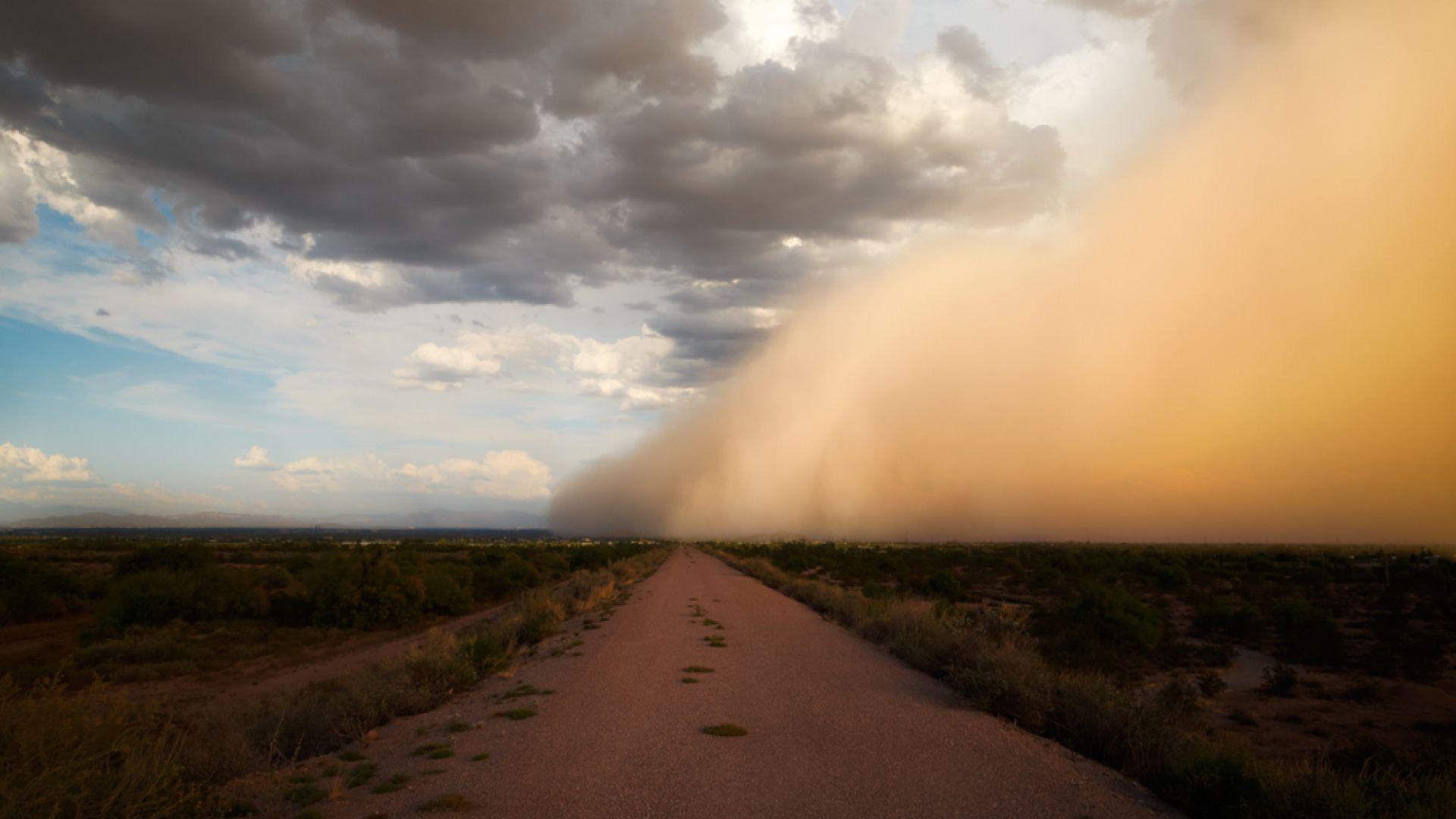 Праховите частици влияят на времето