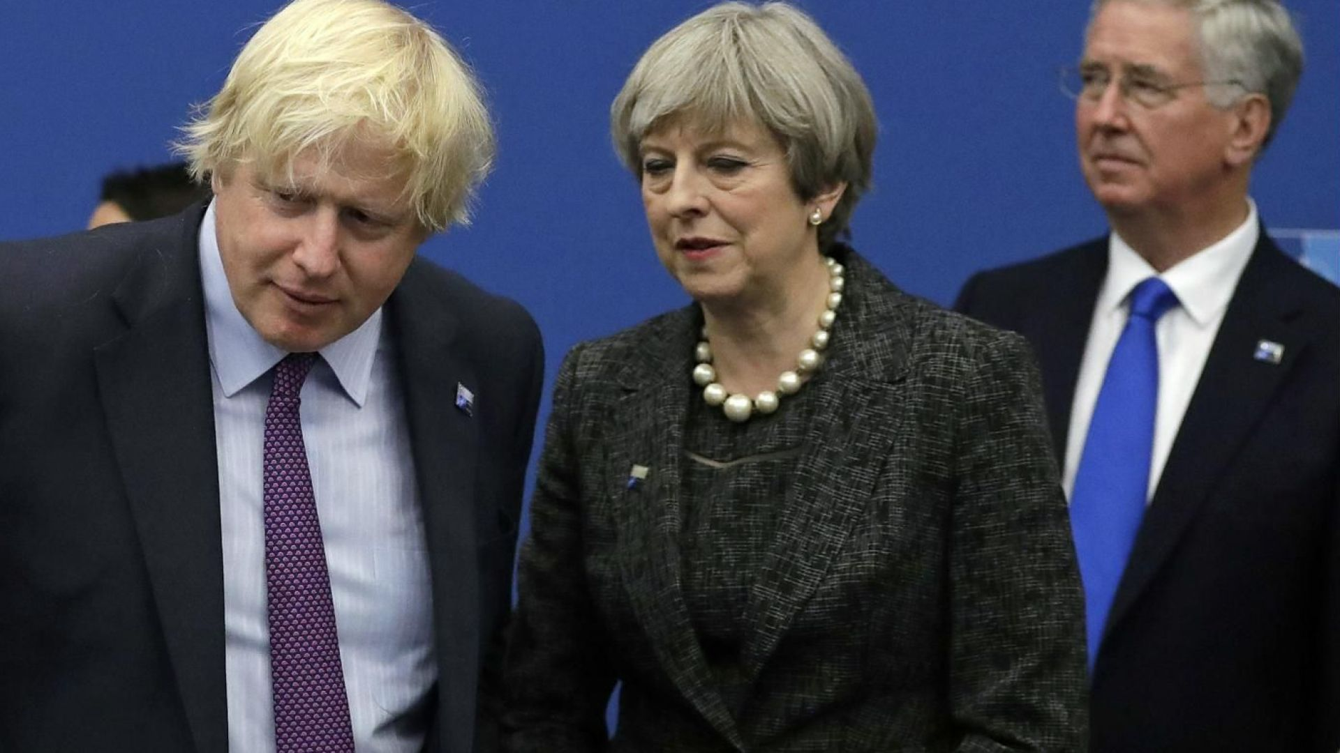 Борис Джонсън е фаворит за премиерския пост на Тереза Мей