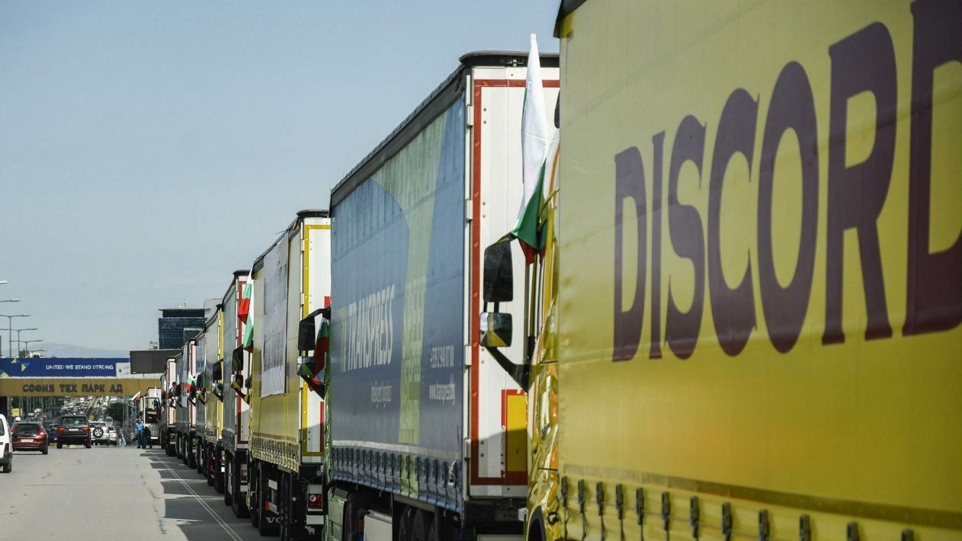 Руските превозвачи ще пътуват у нас без специално разрешително