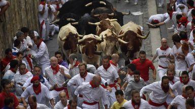 Фестивалът Сан Фермин в Памплона (снимки)