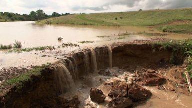 Пороят наводни Северна България, в Мизия бедстват