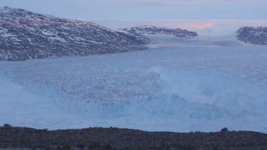 Ройтерс заснема изменението на климата с дронове