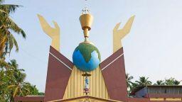 Необикновени християнски църкви в Югозападна Индия