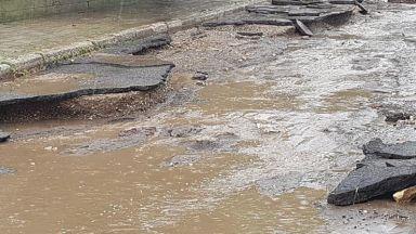 Приливна вълна от Оряхово и Кнежа наводнила Мизия