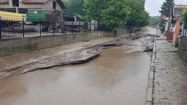 Остава бедственото положение в 3 врачански общини след дъждовете