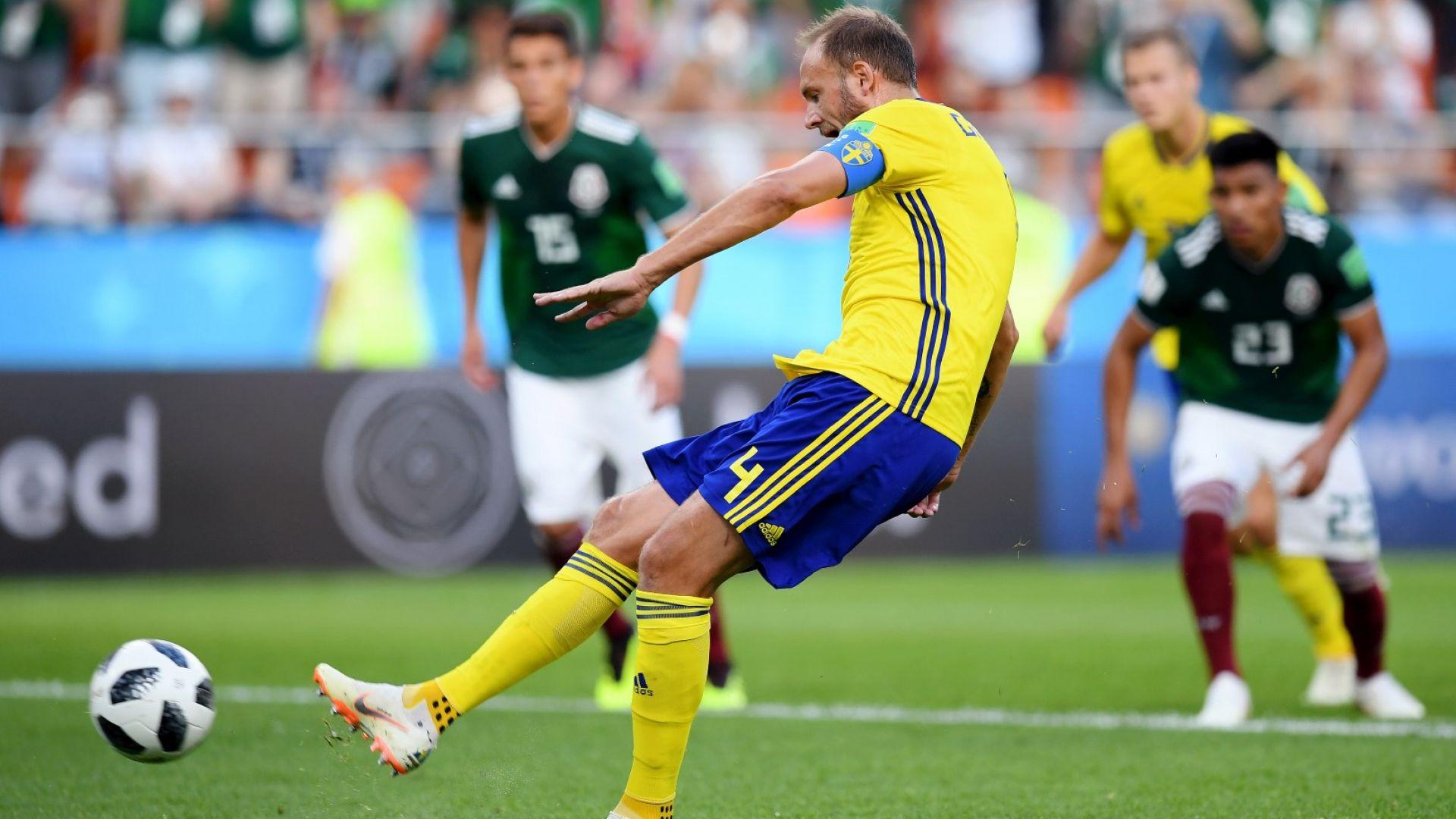 Шведски национал отнася нова глоба заради чорапите си