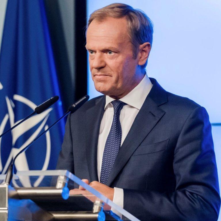 Доналд Туск, председател на ЕС