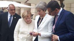 Всички ни хвалят, даваме пример, заяви Борисов в Лондон