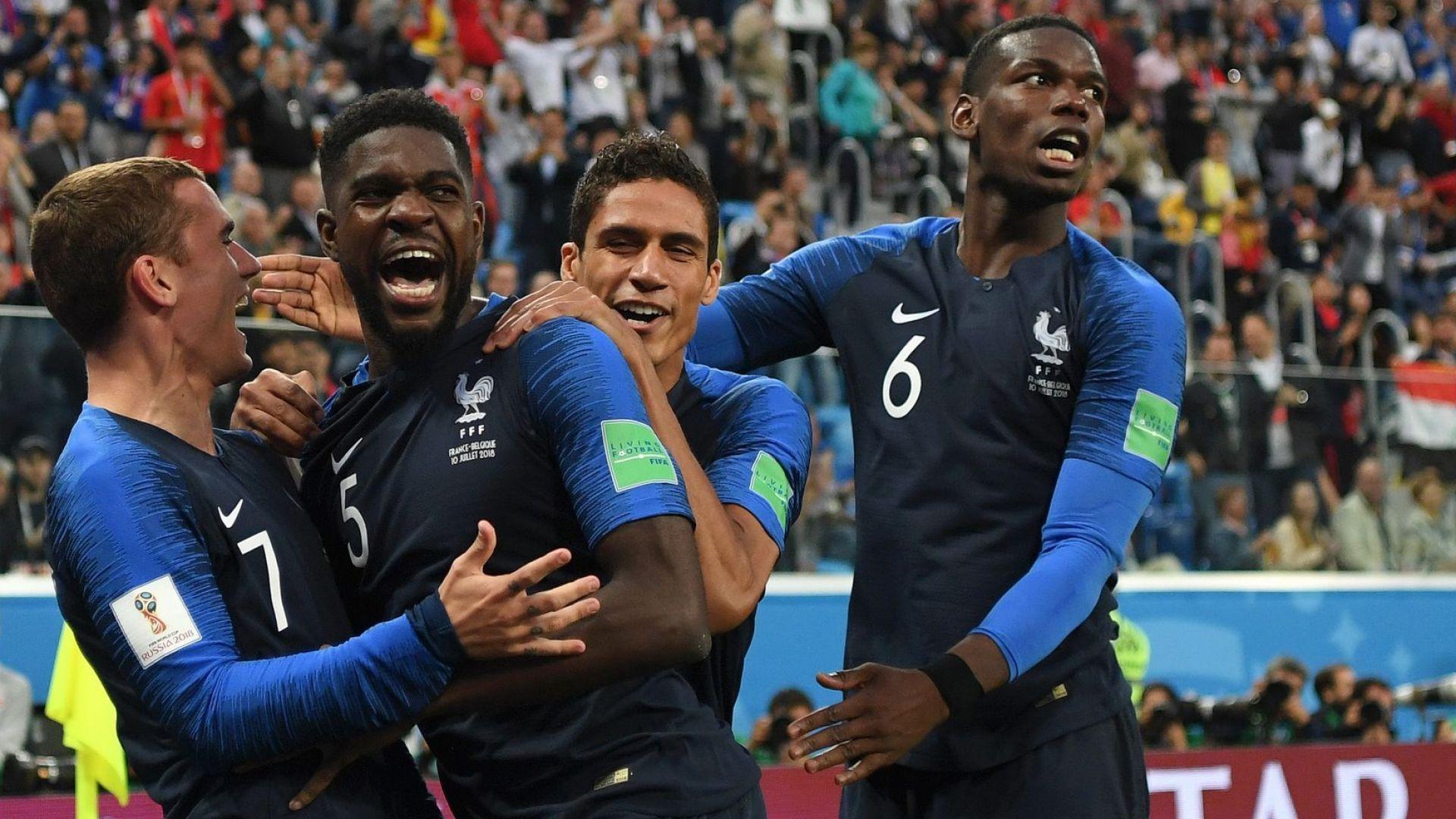 """Москва ще чуе """"Марсилезата"""", Франция е на финал!"""