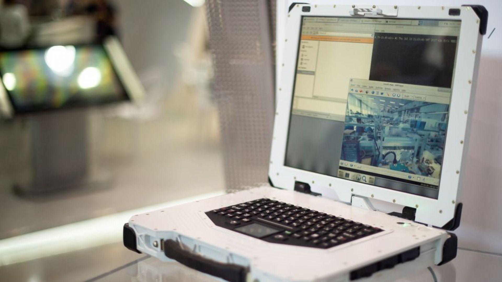 Вижте новият лаптоп на руската армия