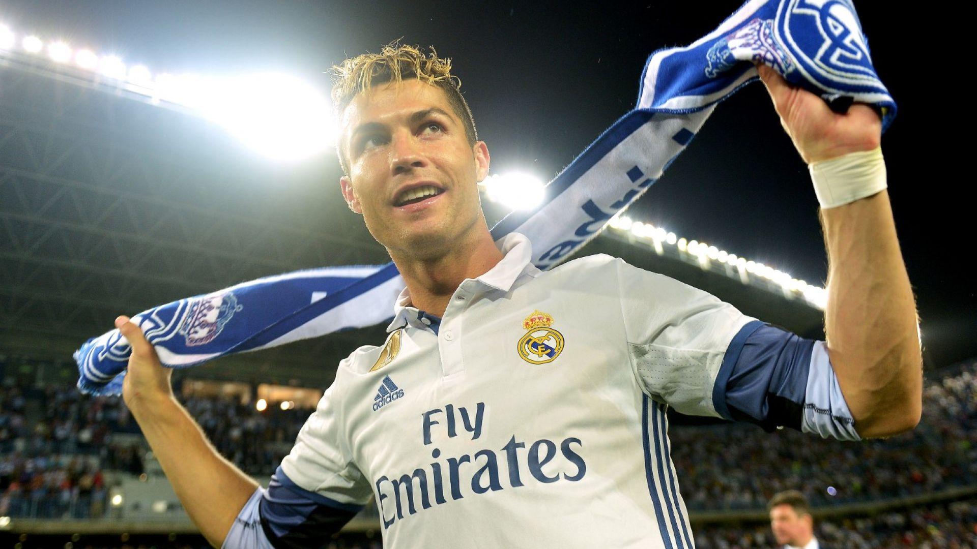 Португалска медия намеси Реал Мадрид в скандала с Роналдо