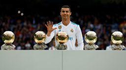 """Роналдо: Заслужавам повече """"Златни топки"""" от Меси"""