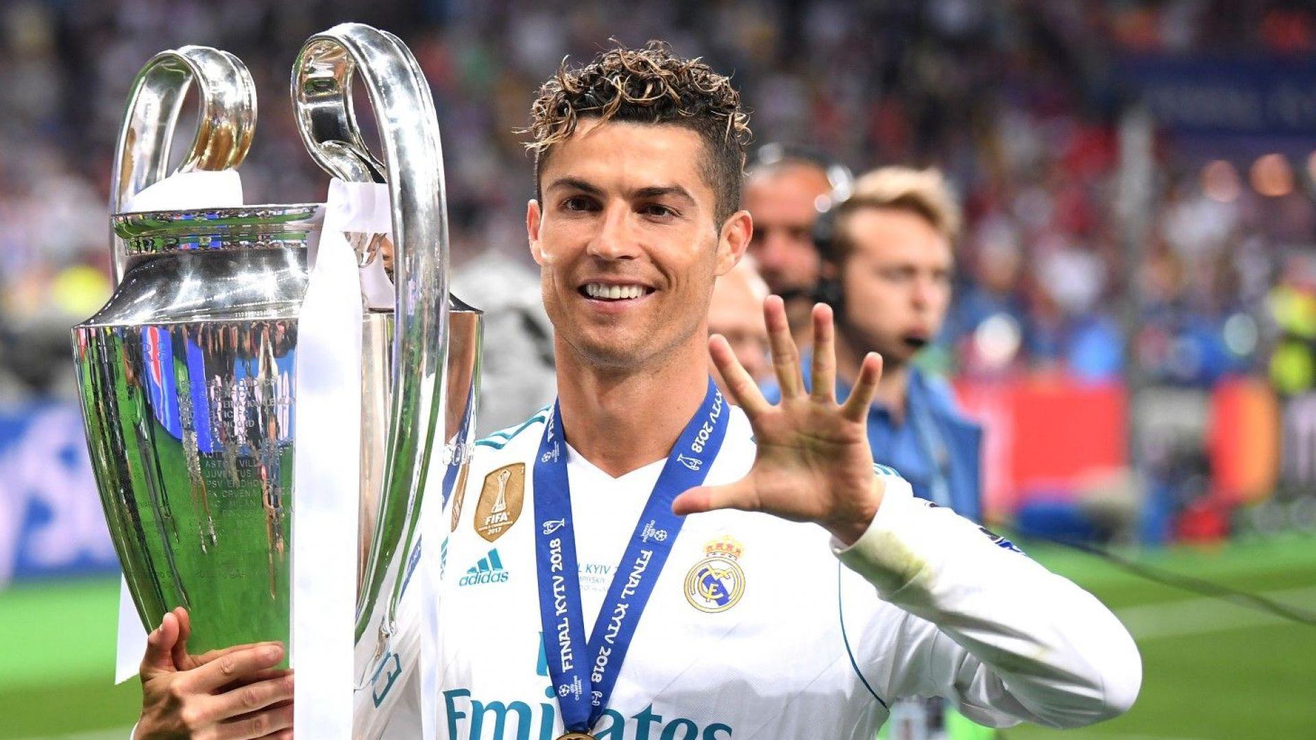 Роналдо се завръща в Мадрид, дербита Англия - Германия в Шампионската лига