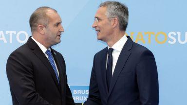 """Срещата на върха на НАТО започна """"гръмогласно"""""""