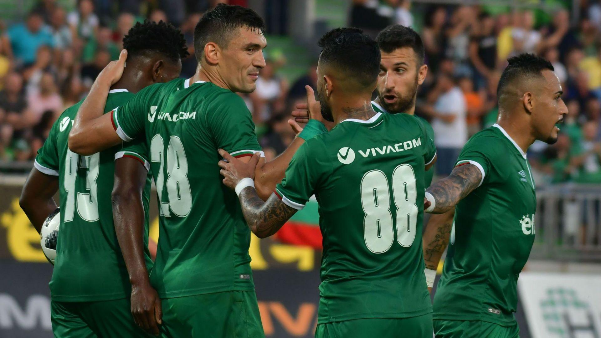 """Жребият намигна на """"Лудогорец"""" в Лига Европа"""