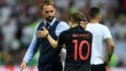Саутгейт: Горд съм, Хърватия е достоен финалист